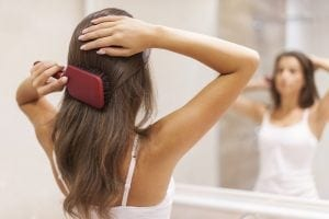 Hair Straightening Preparatio